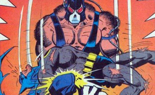 Image result for bane cripples batman