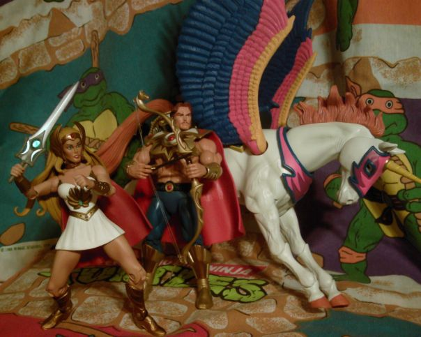 The Great Rebellion: She-Ra, Bow, Swiftwind