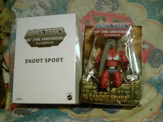Snout Spout carded
