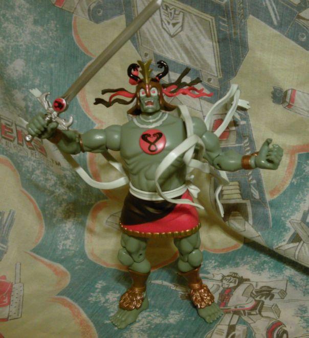 Mumm-Ra with Sword of Omens