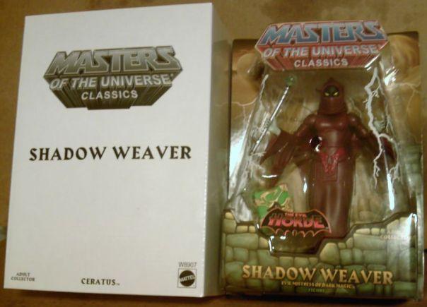 Shadow Weaver in box