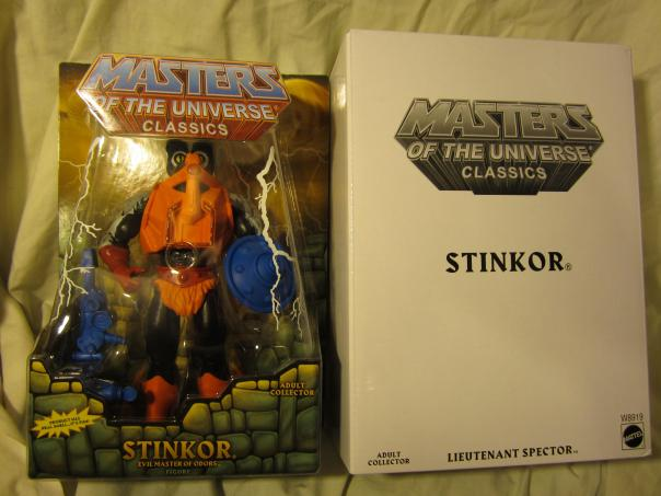 Stinkor on card
