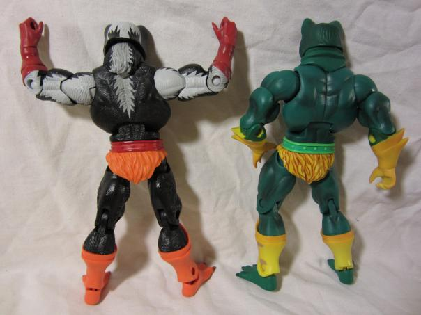 Stinkor and Merman back