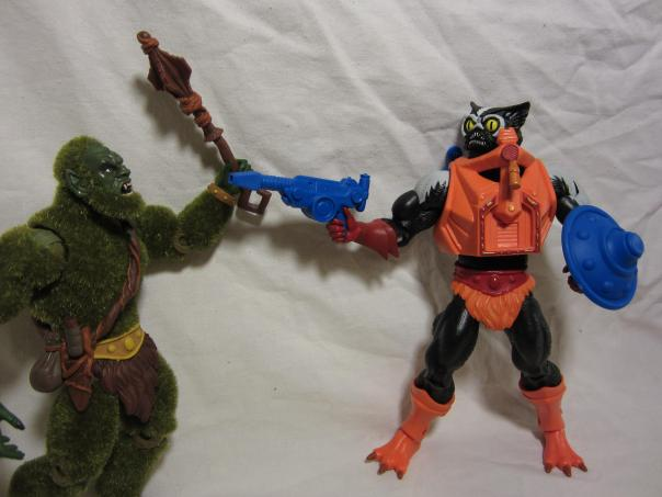 Stinkor vs Mossman