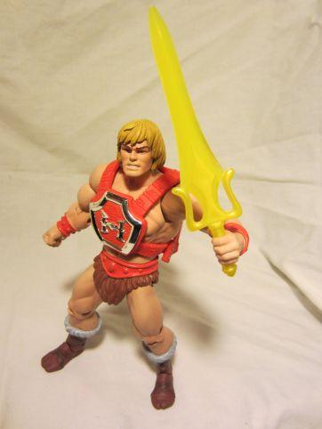 Thunder Punch He-Man TRU Sword