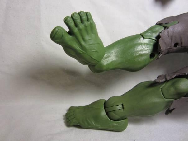 Hulk ankles
