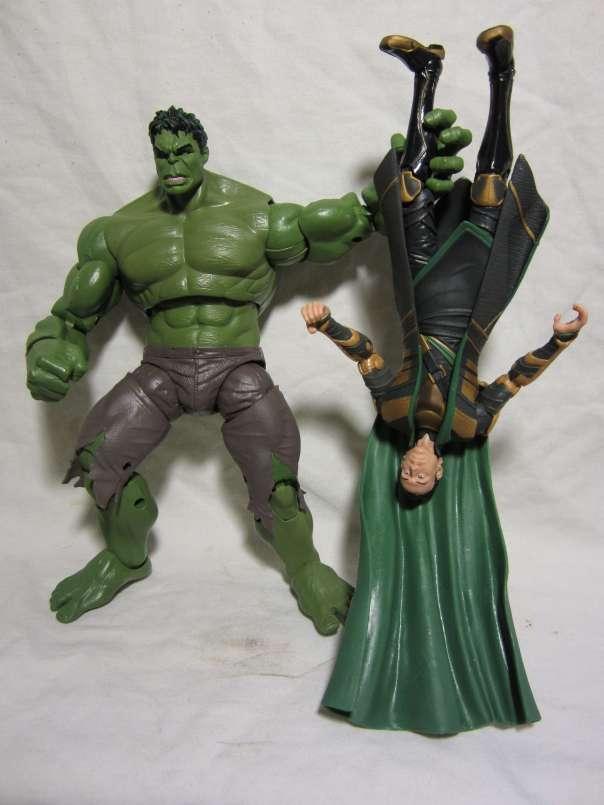 Hulk vs. Loki