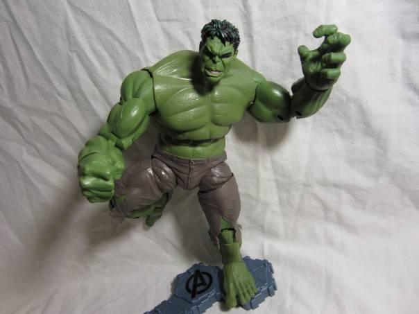Hulk running
