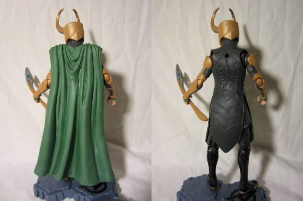 Loki back