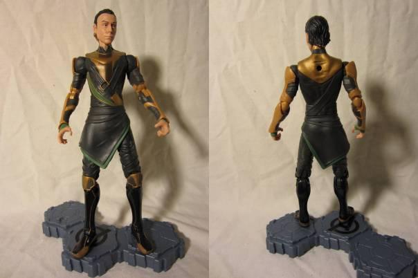 Loki, no jacket