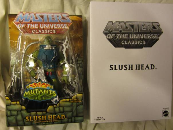 Slush Head on card