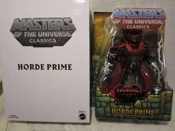 Horde Prime on card