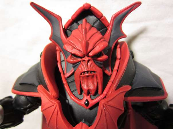 Horde Prime's face