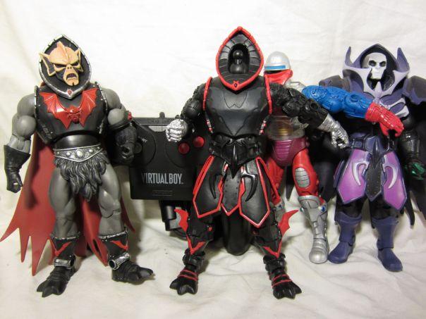 Horde Prime comparison