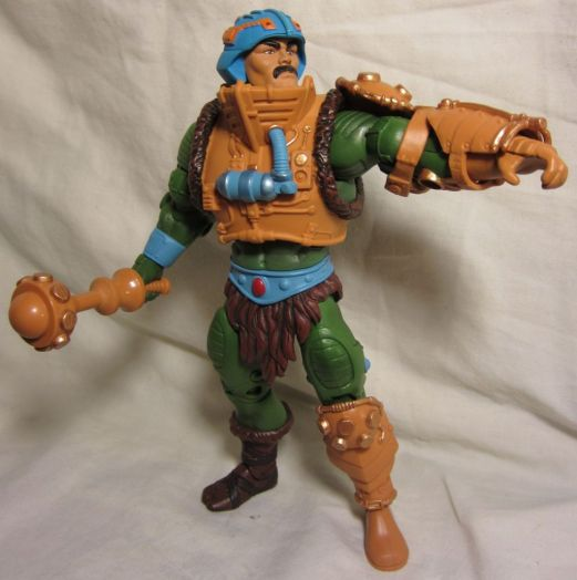 200X style Man-at-Arms