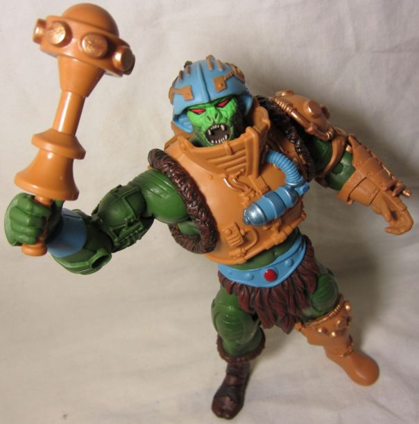 Snake Man-at-Arms w/ club