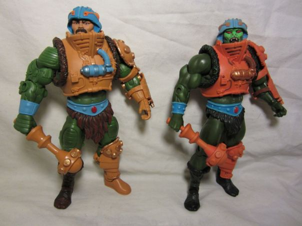 Snake Man-at-Arms head swap