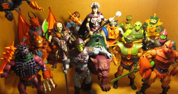 The Evil Forces of Skeletor