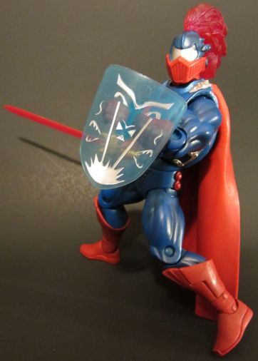 Sir Laser-Lot shield
