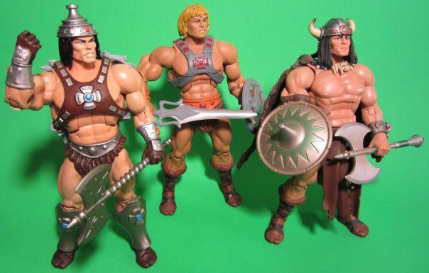Vykron, He-Man, Vykor
