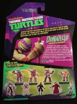 Donatello cardback
