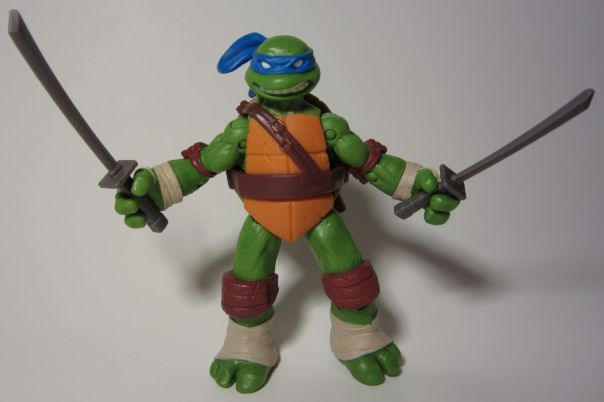 Leonardo dual wielding