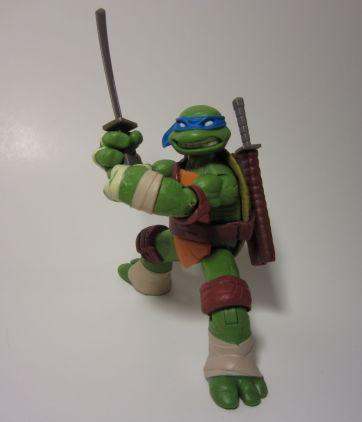 Leonardo 2-handed