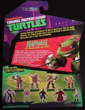 Raphael cardback