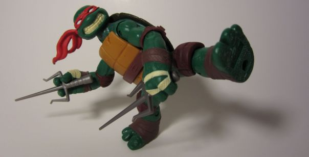 Raphael kick
