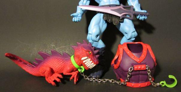 Dragon Blaster Skeletor accessories