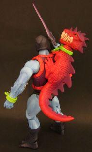 Dragon Blaster Skeletor back