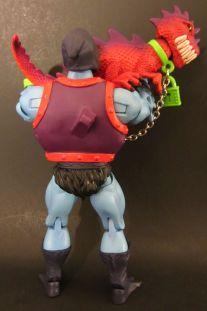 Dragon Blaster Skeletor back, no dragon
