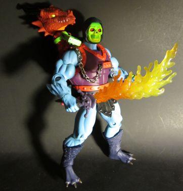 Draego-Blaster Skeletor
