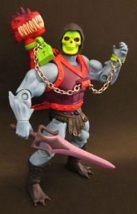 Dragon Blaster Skeletor front