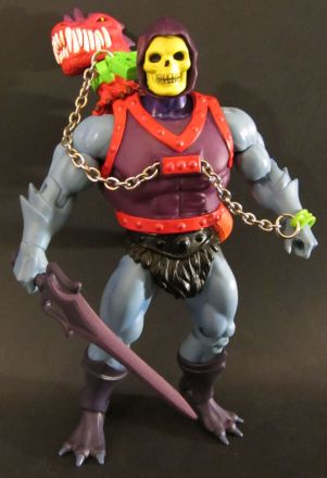 Mix and match Dragon Blaster Skeletor