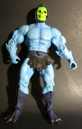 Dragon Blaster Skeletor nude front