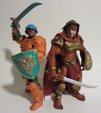 GUWP Carnivus, Guard