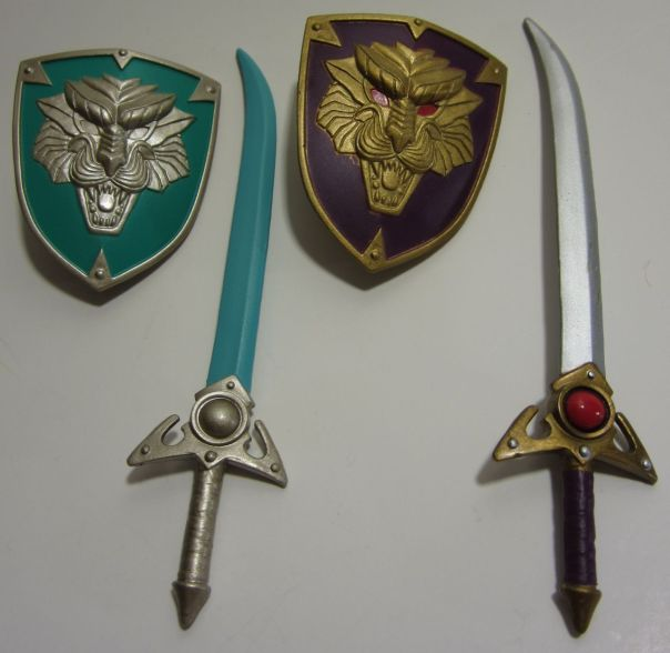 GUWP Carnivus weapons