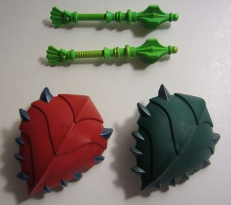 GUWP Clawful weapons