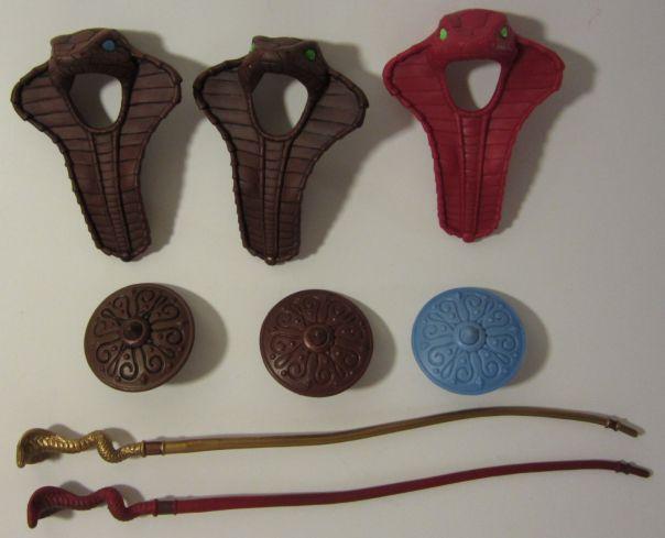 GUWP Teela weapons