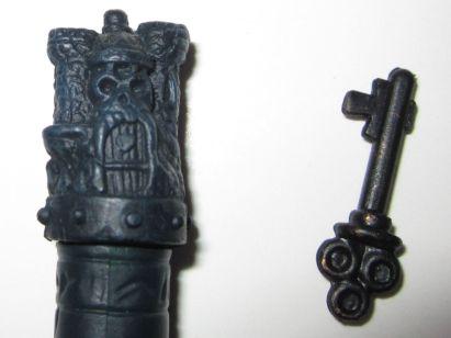 Grayskull reliquary front