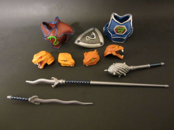 Snake Men accessories