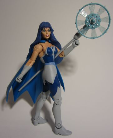 Frosta in style guide pose