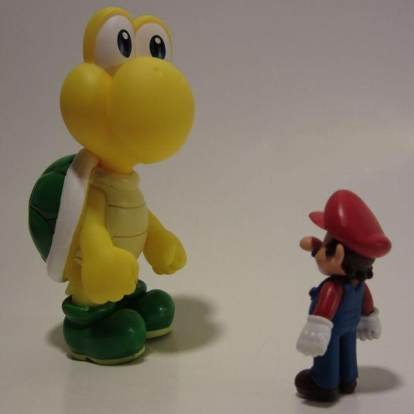 """2"""" Mario"""