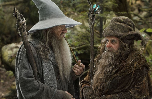 That moment when you find out that Gandalf is well-groomed by Wizard standards.