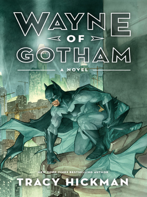 Wayne of Gotham Cover