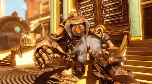 Bioshock Infinite Handyman