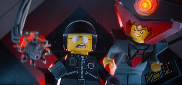 Lego Movie Bad Cop