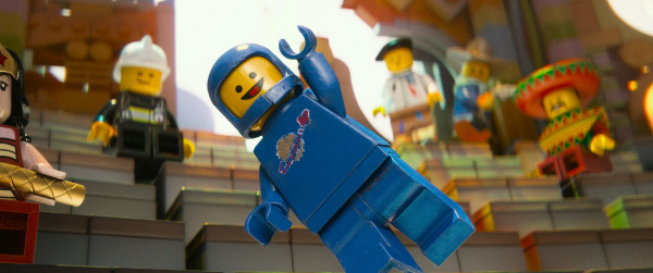 Lego Movie Benny