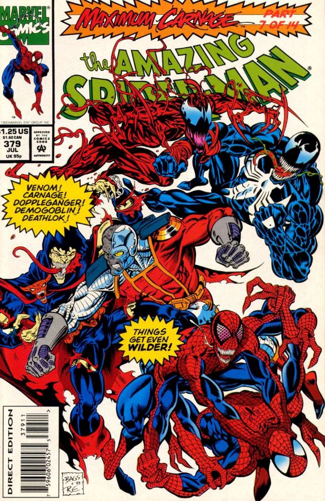 Fearsome Foes Spider Man Spider-man's Fearsome Foes